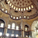 Sultan Ahmed Mosque (Blue Mosque), Istanbul, Turkey